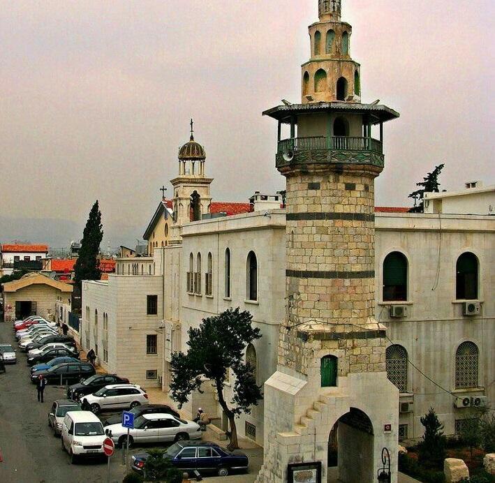 الطوائف و توزعها في الجمهورية العربية السورية