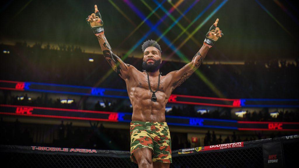 لعبة UFC 4 الجديدة