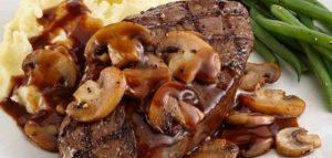 صوص المشروملستيك اللحم: