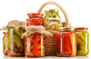 التخليل من طرق تخزين الطعام