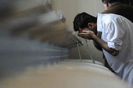 الغسل من الجنابة