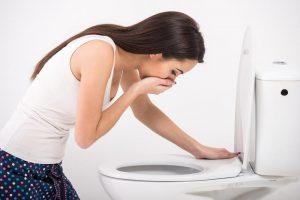 معالجة الغثيان في أشهر الحمل الأولى
