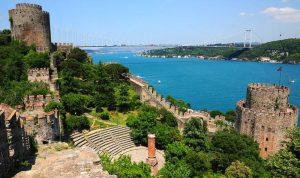 قلعة روملي  أبرز الاماكن السياحية في اسطنبول