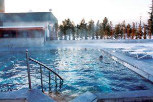 منتجعات المياه الساخنة في يلوا