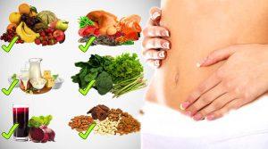 غذاء الحامل في الأشهر الأولى