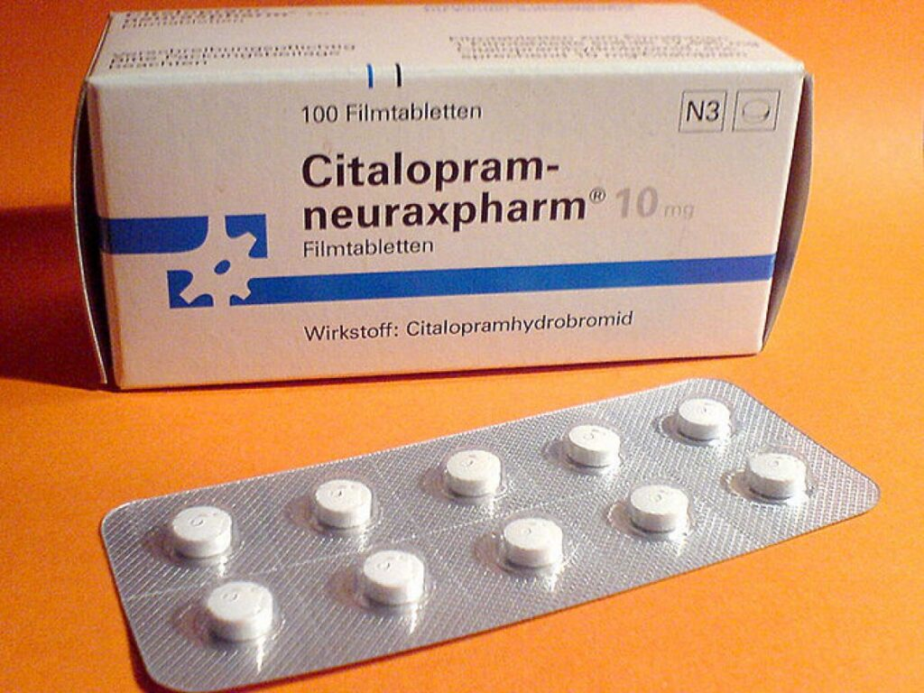 دواء سيتالوبرام