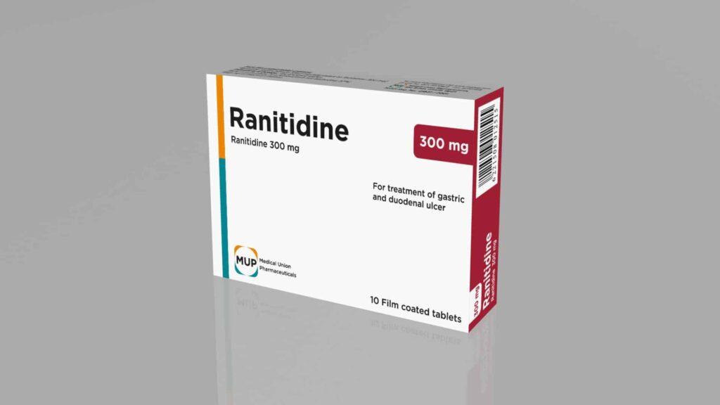 دواء رانيتيدين