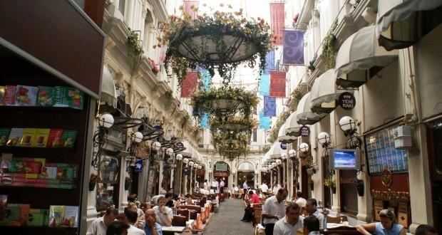 اماكن سياحية في تقسيم ممر الزهور