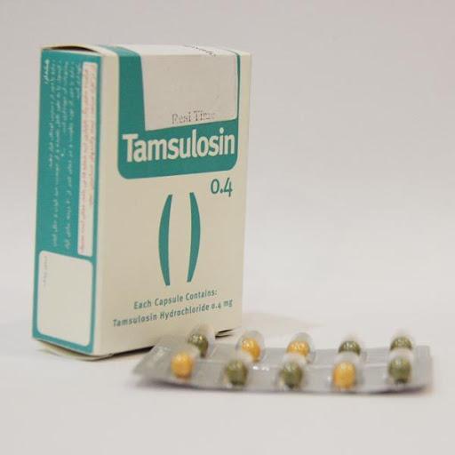 دواء تامسولين لتضخم البروستات