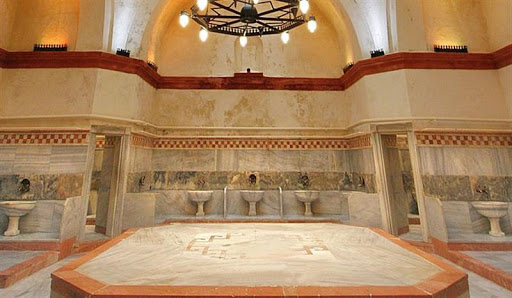 اماكن سياحية في تقسيم حمام غلط سراي
