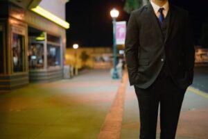 تفسير حلم لبس الأسود