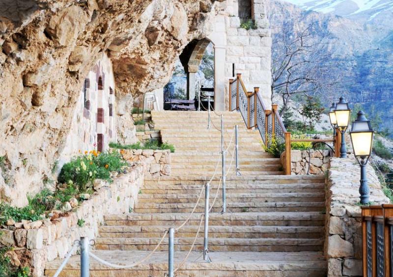 اماكن سياحية في زغرتا