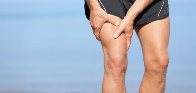 أسباب الشد العضلي في القدم