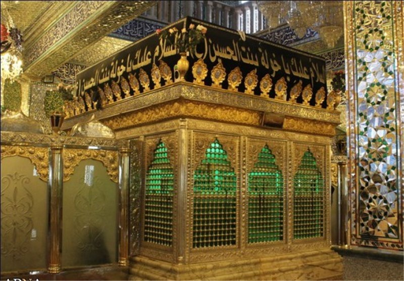 مقام خولة بنت الحسين