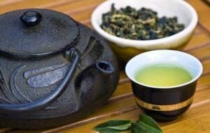 الشاي الأسود الصيني