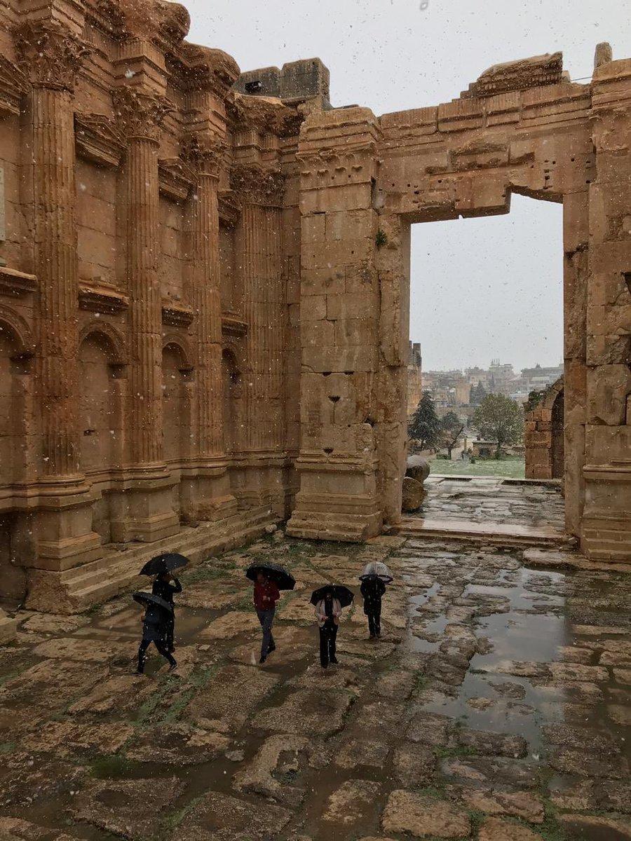 معبد جوبيتر أو معبد بعلبك