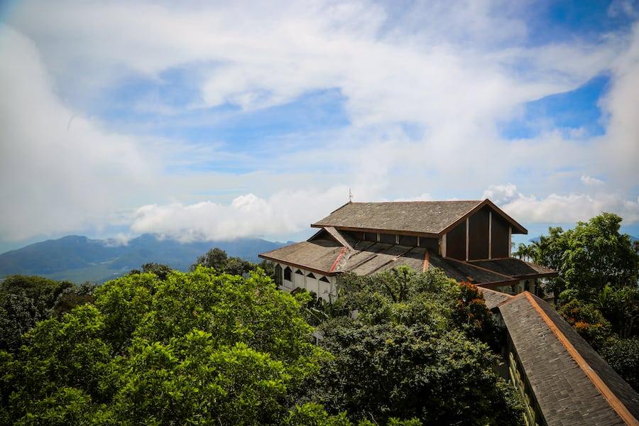 جبل جونونج رايا