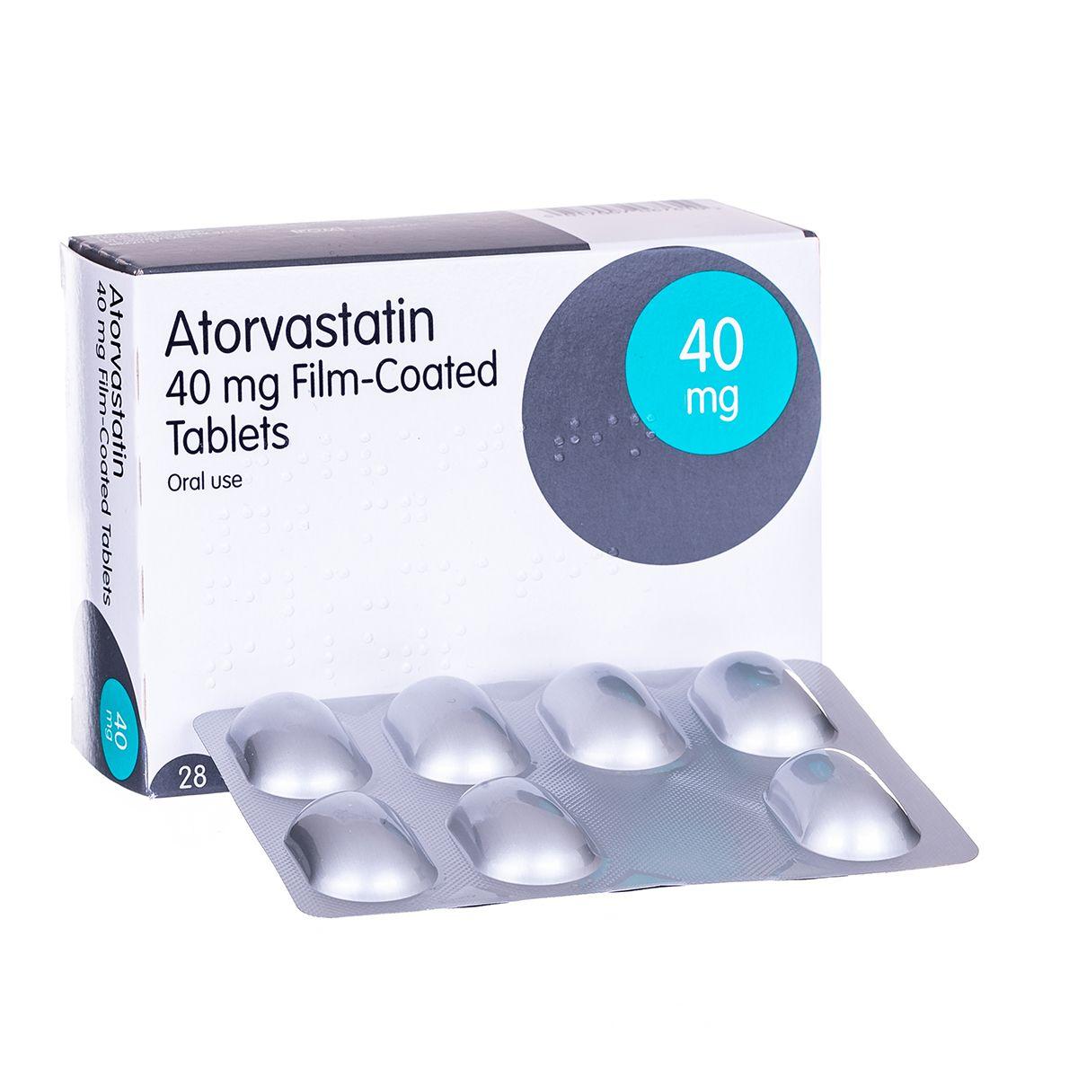 دواء atorvastatin