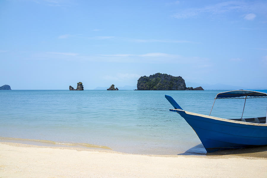 شاطئ تانجونج رهو لنكاوي