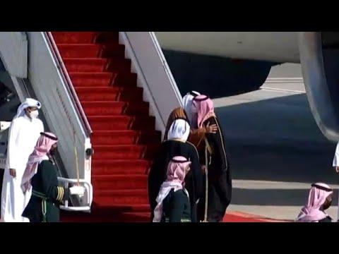 القمة الخليجية في السعودية.