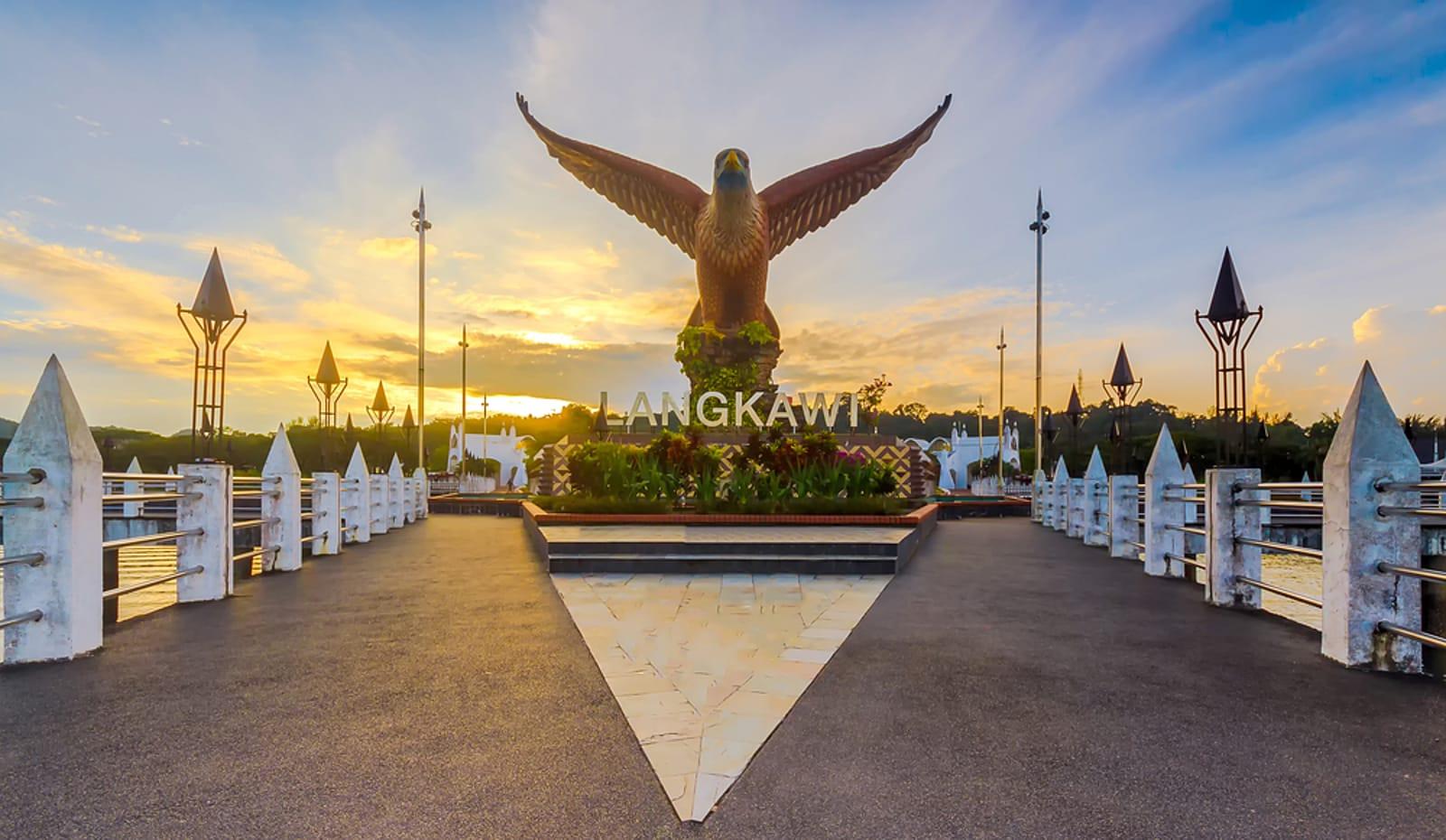 اماكن سياحية في لنكاوي