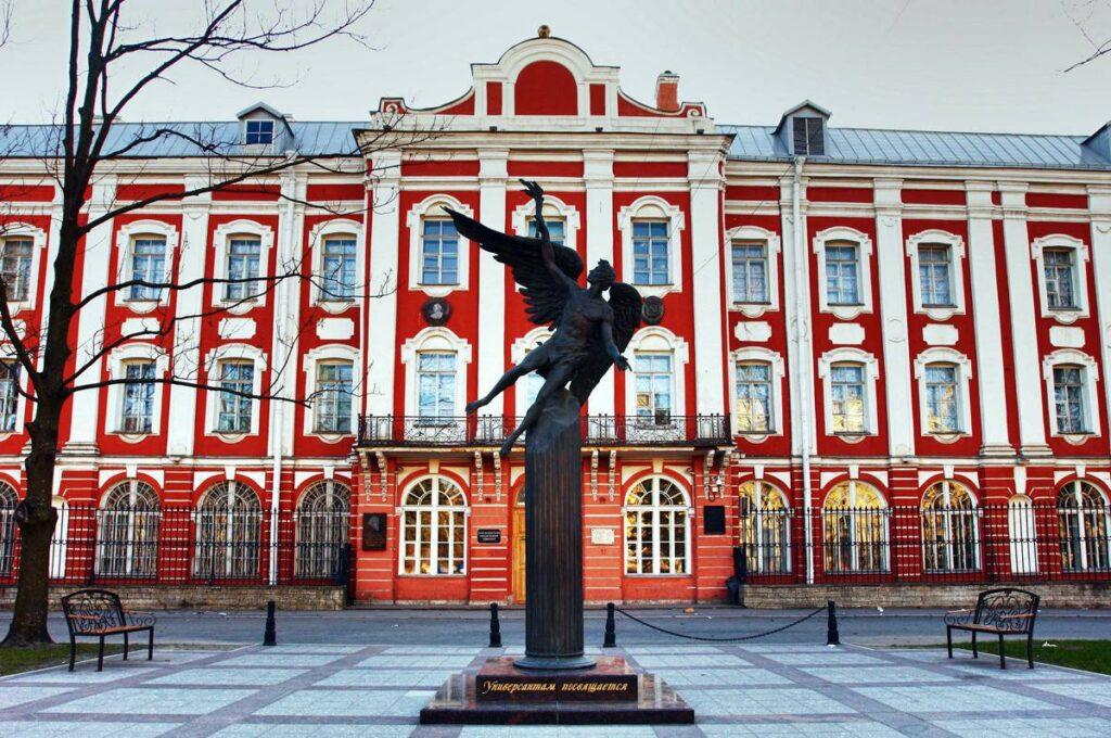 الجامعات في روسيا