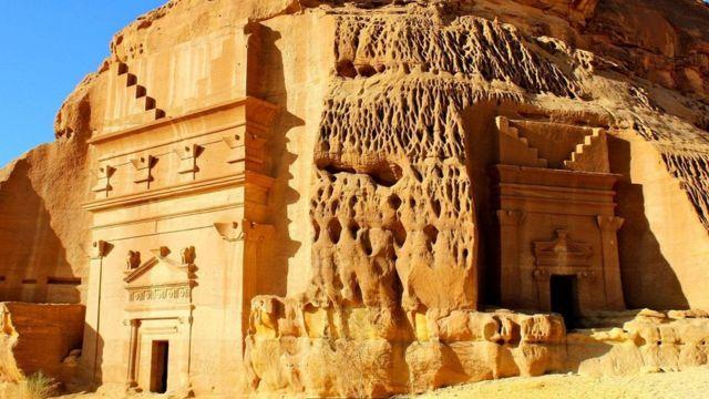 الآثار التاريخية في السعودية