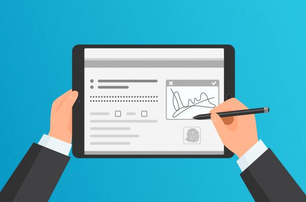 ما هو التوقيع الرقمي