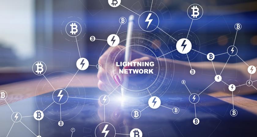 ما هي شبكة البرق Lightning Network