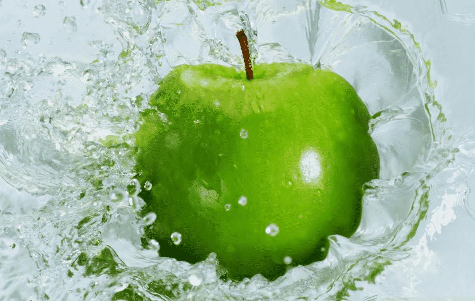 فوائد التفاح الأخضر