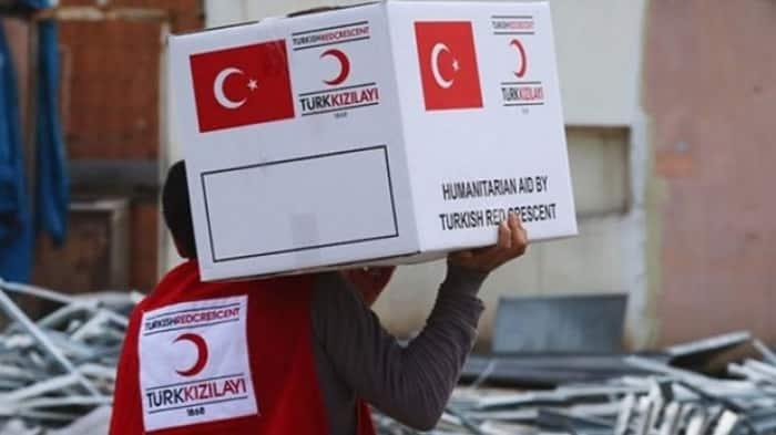 الجمعيات الخيرية في تركيا