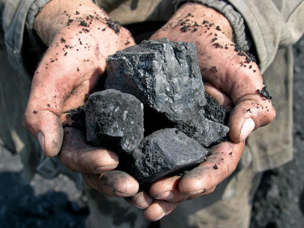 ما هو الفحم الحجري