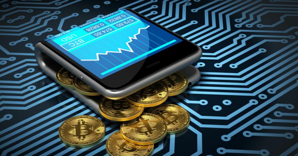 شركات تداول العملات الرقمية